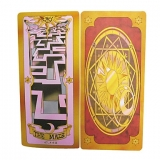 Косплей Оружие Cards Set Inspired by Cardcaptor Sakura Magical Mahou Clow (52 pieces)